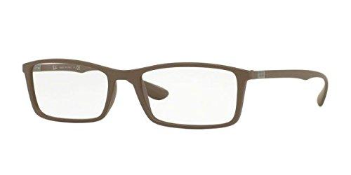 Ray-Ban Unisex Eyeglasses Vista RX7048 5522 53mm Matte - Ban 17 53 Ray