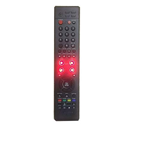 Easy Replacement Remote Conrtrol Suitable for Samsung LN-T4661FX//XAA LN-S2651DX LN-S2738DX Plasma LCD LED HDTV