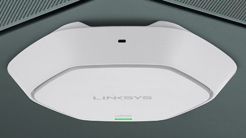 Linksys Business LAPN300 Access Point Wireless Wi-Fi Single Band 2.4GHz N300 with PoE by Linksys (Image #1)