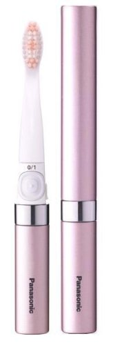 Panasonic EW-DS90-P Compact Battery-Powered Toothbrush, Pink (Compact Pedometer)