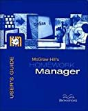 Homework Manager User's Guide and Access Code, Brewer, Peter C. and Garrison, Ray H., 0073025151