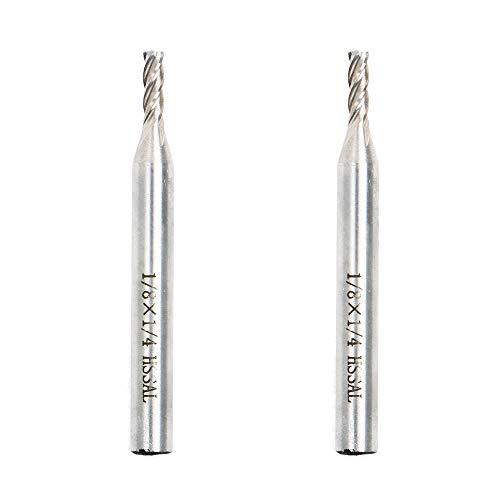 """NEW HSS Endmill 4 spiral flutes Cutter 11//32/""""  MTS Morse 1  GBM"""