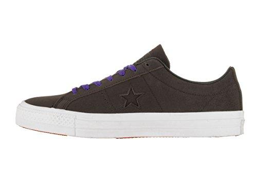 white Star Suede' black white black Ox Converse Cocoa One Hot Pro Cocoa PqTA4A5w