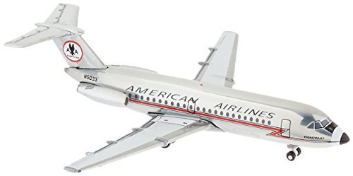 Daron Herpa American BAC1-11-400 Diecast Aircraft 1:500 (American Airlines Diecast Airport)