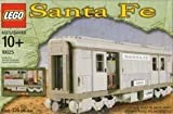 LEGO Santa Fe Train Cars Set I (10025)