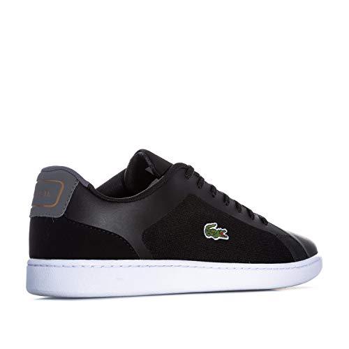 Spm grigio 318 1 Endliner sneaker Uomo Lacoste Scarpe Nero wOq4YgU