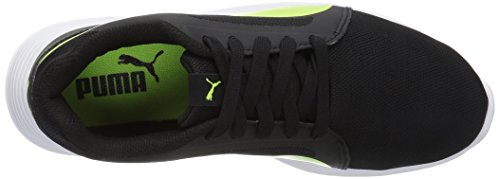 Scarpe da cross da uomo ST Evo Cross-Trainer, Puma Black-Safety Yellow, 7.5 M US
