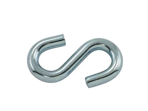 Jack Chain by Angelika /& Sun TC Single Jack Chain Steel Chain Weld Less Chain, Size 10 Bright Zinc 0.135 Diameter// 100 Ft. Bright Zinc