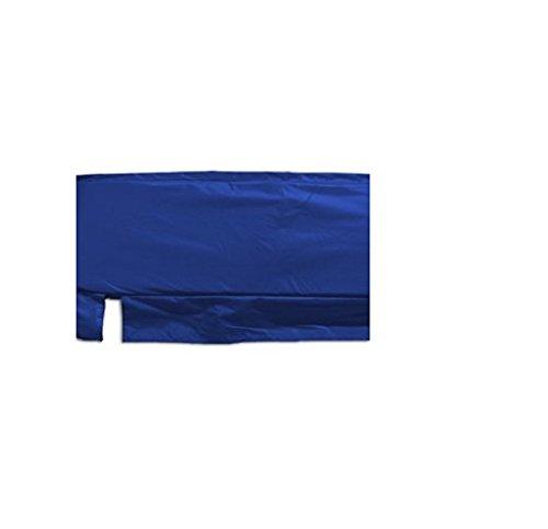 Skywalker Square Safety Pad Spring Cover for 15ft x 15ft Trampoline – Blue