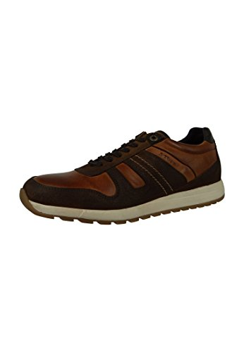 Levis Formatori Howard Brown Brown Medio - 225107-1903-27, Levi's Shoes Hombres: 46