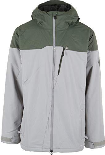 Volcom Prospect Snowboard Jacket Charcoal Mens Sz M