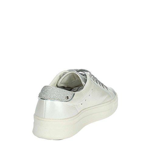 Crime Bianco Donna Donna 25603KS1 Sneakers Crime Crime Bianco 25603KS1 Sneakers apqawC1