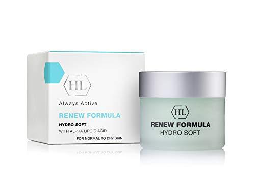 (HL Renew Formula Daily Facial Moisturizer,Hydro-soft with Alpha Lipoic Acid and Vitamins A, E and F, 1.7 fl.oz)