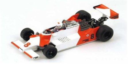1/43 McLaren M29 Long Beach GP 1981 Andrea de Cesaris #8 S4298の商品画像