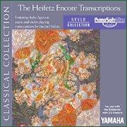 The Heifetz Encore Transcriptions - (for Cd-compatible Modules)