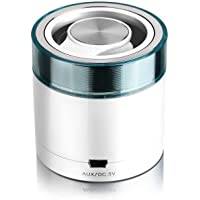 iKANOO Portable Bluetooth Speaker (BT015 White)