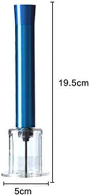 Xiton Botella de Vino Bomba de presión de Aire abridor Sacacorchos Pc 1 (Azul)