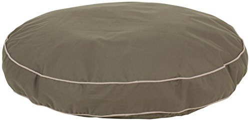 - Cpc Classic Cotton/Twill Round-A-Bout Bed for Pets, 27-Inch, Sage