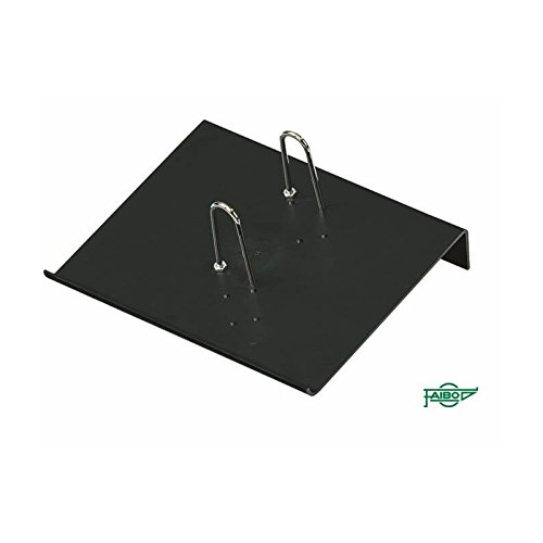 Faibo 153106 - Soporte para calendario de sobremesa, color negro