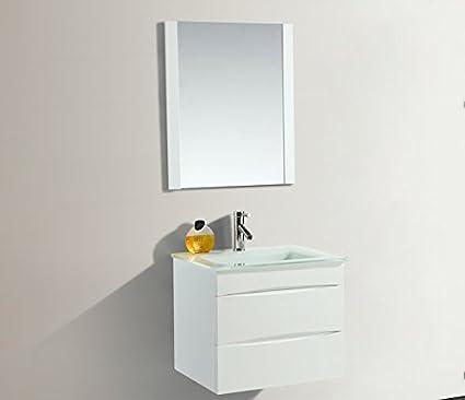 Import For Me Mobile Arredo Bagno Easy 70 Cm Bianco Moderno Sospeso