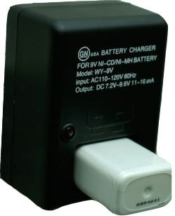 9 Volt Battery Recharger Kit (Biomedical Life Systems)