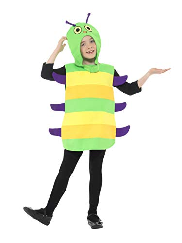 Smiffy's 43138M Caterpillar Costume (Medium) -