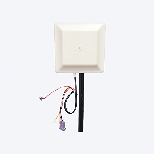 902~928mhz Frequency 6 Meters Long Distance UHF Passive RFID Card Reader Writer ISO18000-6C(EPC C1G2)+Free 3 Card +3 Windshield Tag by MENGQI-CONTROL (Image #3)