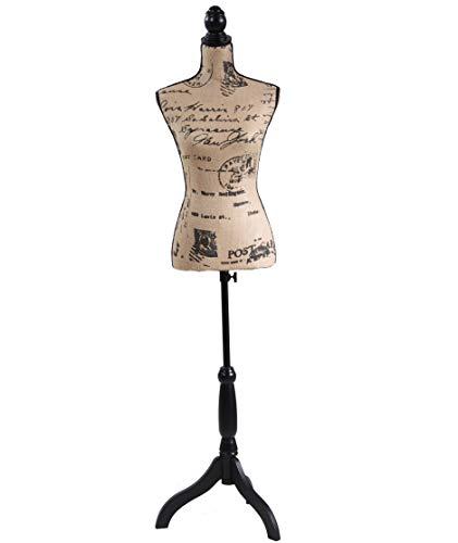 Female Mannequin Torso Dressm