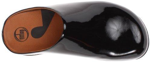Patent Shuv Noir EU FitFlop Noir Femme Tongs 36 ap5wxnqOZA