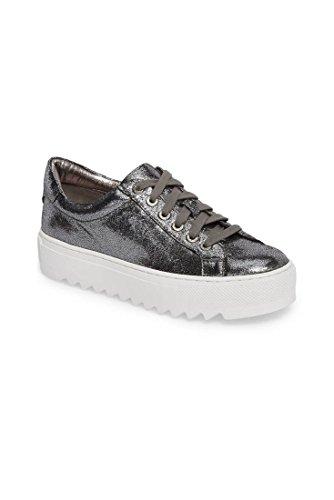 J Diabilder Jslides Safir Plattform Sneaker - Tenn Svart