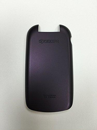 New OEM Kyocera S2100 Luno Purple Back Door Cover Original Cricket Virgin Mobile O4L ()