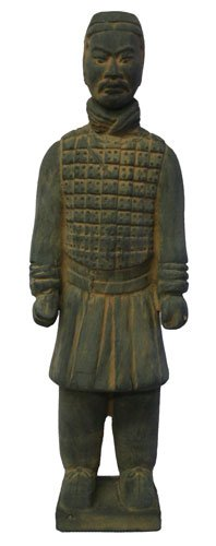 Xi'an Terracotta Soldier - In Ancient Armor