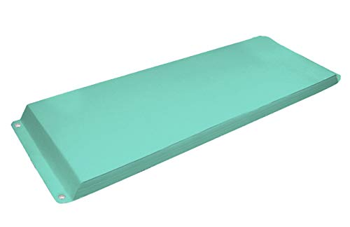 Vos Premium Non Slip Grip Boat Helm Cushion Anti-Fatigue Standing Mat (Seafoam)