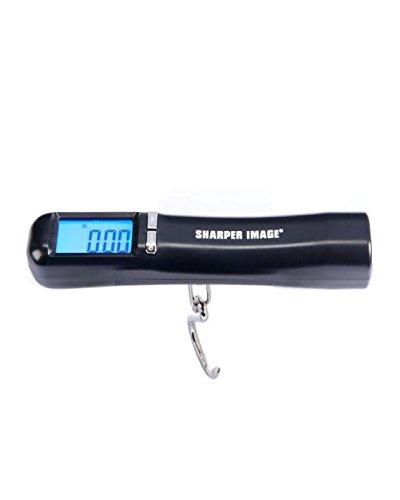 1 x The Sharper Image Luggage Scale – 高精度デジタルリーダー B00L7AVOWK
