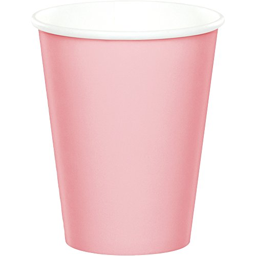 Celebrations 96-Count 9 oz. Hot/Cold Cups, Classic Pink for $<!--$14.18-->