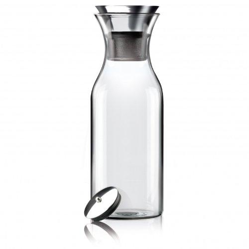 Eva Solo Kühlschrank Karaffe transparent/Glas/ohne Neoprenanzug