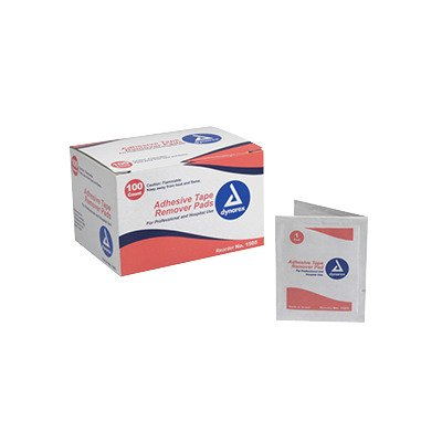 DX1505CA - Adhesive Tape Remover Pad