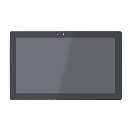 LCDOLED Replacement 99%New 12 inches IPS LTL120QL01 2160x1440 LCD Display Touch Screen Digitizer Assembly Bezel with Controller Board for Lenovo IdeaPad Miix 4 700 700-12ISK 80QL 80QL0004US 80QL000BUS