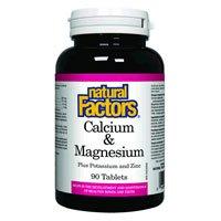 Natural Factors Clacium et de