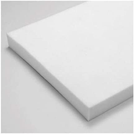 IZO All Supply 3X 24 x 72 CertiPUR-US Polyurethane Charcoal Foam Padding Packing Foam
