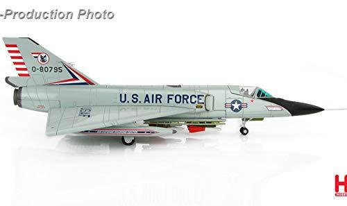 Hobbymaster Hobby Master Convair F-106A Delta Dart 0-80795 Tyndall Air Force Base Florida 1/72 diecast Plane Model Aircraft