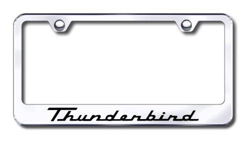 Thunderbird License Plate Frame ()
