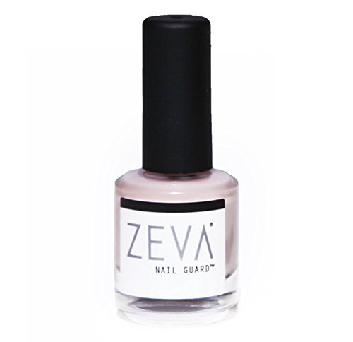 (ZEVA Nail Guard - Triple Protection Formula - Nail Strengthener, Base and Ridgefiller Nail Polish - .5 Fl Oz / 15 Ml )