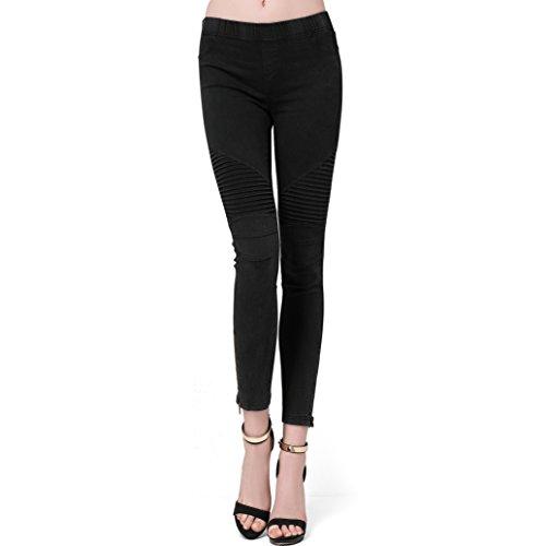 Moto Pants Womens - 3