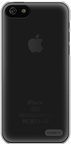 Cygnett CY1252CPCRY Crystal Clear PC Hard Case für Apple iPhone 5C