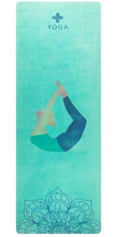 YOOMAT - Esterilla Antideslizante para Yoga (183 x 68 x 4 mm ...