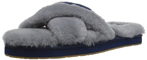 UGG Women's Abela Slip On Slipper, Geyser, 6 M US (Women Ugg Sale)