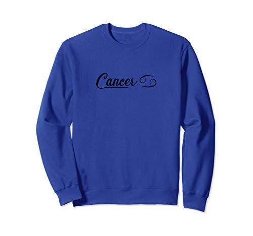 Zodiac t-shirt Cancer Sign Astrology Sweatshirt