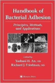 Handbook of Bacterial Adhesion: Principles, Methods, and Applications