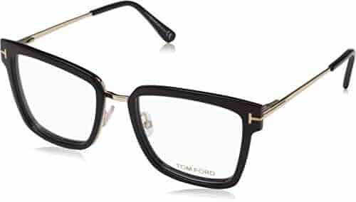 dc0d328109 Saint Laurent SL 188 SLIM- 001 BLACK Eyeglasses. seller  Designer Optics.  (0). Tom Ford FT 5507 Geomteric Metal Eyeglasses Frame 53-18-140 Shiny Black  (